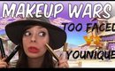 MAKEUP WARS! | TOO FACED VS YOUNIQUE