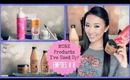 MORE Products I've Used Up ♡ Empties #8 ♡ NEW FAVORITE HAIR PRODUCTS + More - hollyannaeree
