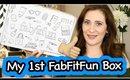 My 1st FabFitFun Box | First Impressions