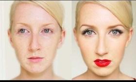 Modern Pin Up Makeup inspired by Gwen Stefani Modern Pin Up Makeup inspired by Gwen Stefani