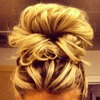 Messed up bun!