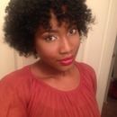 Results from deep conditioning my hair in a weekly basis