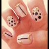 Katy Perry inspired nail design
