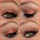 Copper eyelook
