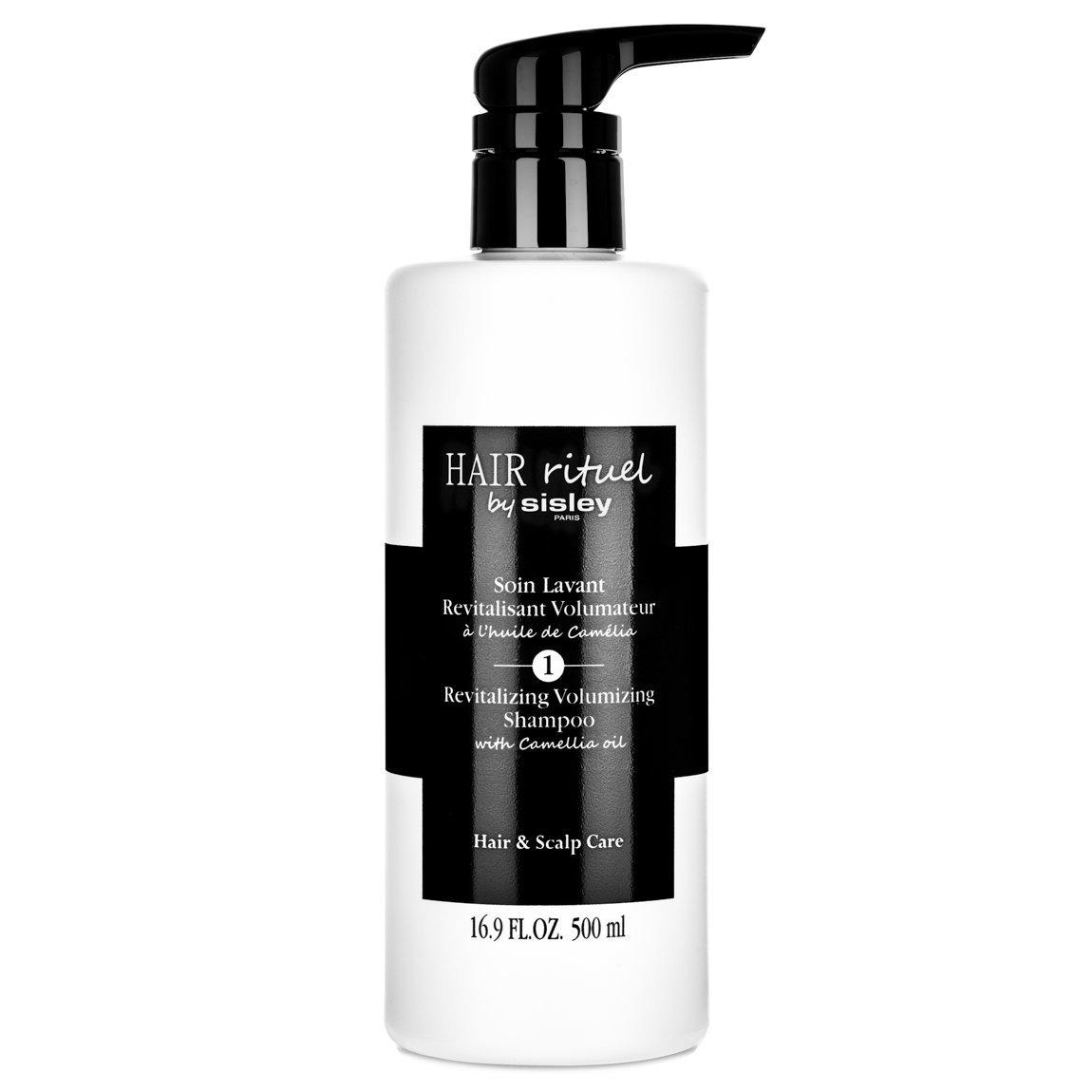 Sisley-Paris Revitalizing Volumizing Shampoo 16.9 fl oz product swatch.