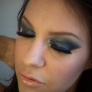Cheryl Cole Inspired makeup