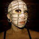 Hellraiser Pinhead Halloween Makeup