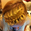 Fringe Bow Braid