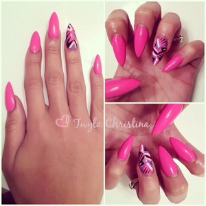 Pink Claws