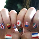 Flags <3