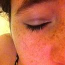 Cute everyday eye makeup
