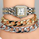 Classic Chunky Chain Bracelets