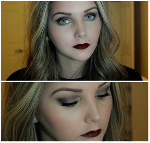 I couldn't decide what category it should fall under.. possibly all of them.. Either way this my favorite kind of makeup to wear! http://youtu.be/cZsuy9l7NPg <Tutorial