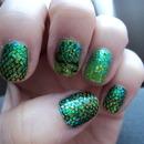 Green Mermaids