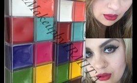 Makeup Forever Flash Palette, Dupe Alert for only $13 | MakeupbyIRMITA