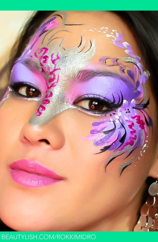 Mardi Gras Mask Rochelle Ms Rokkimidro Photo Beautylish