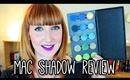 Best and Worst MAC Eyeshadows - Green and Blue