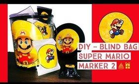 DIY Blind Bags - Super Mario Mystery Bags theme