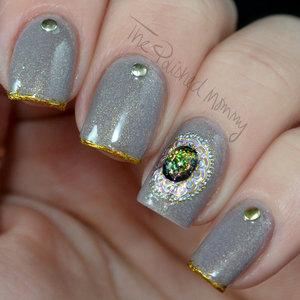 http://www.thepolishedmommy.com/2014/12/gilded-bejeweled.html