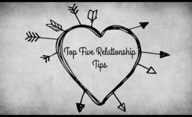 Top Five Relationship Tips