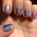 Color Club Holographic Nail Polish