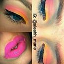 Cheap Makeup Look <3