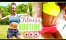 SUMMER FITNESS ROUTINE | FUN & EASY Total Body Workout