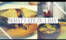 What I ate in a Day │ Late September │ Vegetarian