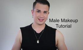 Male Makeup Tutorial