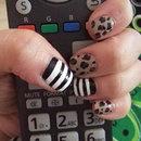 Cheetah and Stripes