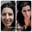 Alina before and after