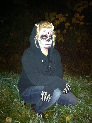 Myself as a Sugar Skull