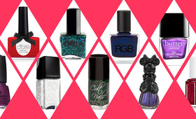 Holiday 2013 Nail Polish Guide