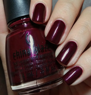 This nail polish is from the Fall 2014 All Aboard Collection. :)
