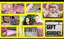 His & Hers Holiday Gift Guide 2013!