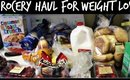 GROCERY HAUL FOR WEIGHT LOSS | WALMART