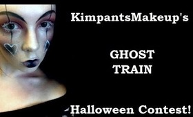 KimpantsMakeup's Ghost Train!: Halloween Makeup Contest Details