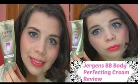 Jergens BB Body Perfecting Cream Review | Does It Really Work?