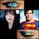 Superhero Makeup Week 10/9