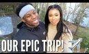 MANNIE SURPRISES ME ON A TRIP! 😱💍