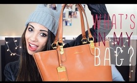 What's In My Bag? | Thalita Makes