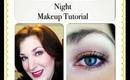 Golden Neutral Date Night Makeup Tutorial