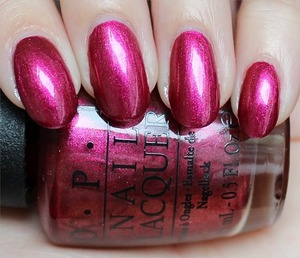 From the OPI San Francisco Collection! Click here to see my in-depth review and more swatches: http://www.swatchandlearn.com/opi-embarca-dare-ya-swatches-review/