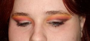 Look I did on my sister. Check out my YT account for more pictures!