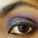 Grey & Purple Smoke