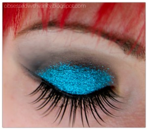 Lit cosmetics ft. Inglot 67S lashes