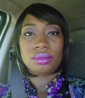 Kiss New York Magenta Lipstick