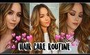 HAIR CARE ROUTINE | Long Healthy Hair
