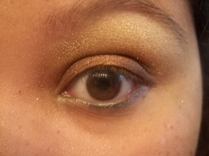 Fawn inspired look from Tinkerbell for everyday.