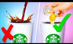 10 Things you're doing wrong! Simple Life Hacks that will change your life!